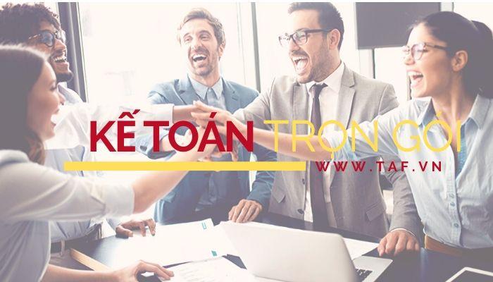 Lợi ích khi thuê dịch vụ kế toán trọn gói tại tphcm